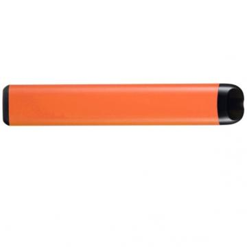 Flavored 5% Salt Nicotine Flat Disposable Pen Electric Cigarette in Stock